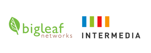 Bigleaf announces new partnership with Intermedia